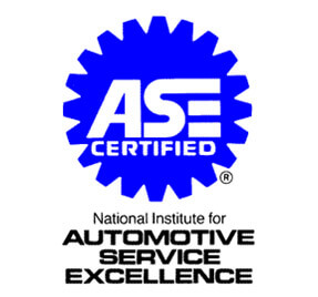 ASE Certificate Logo | BMW Excluservice